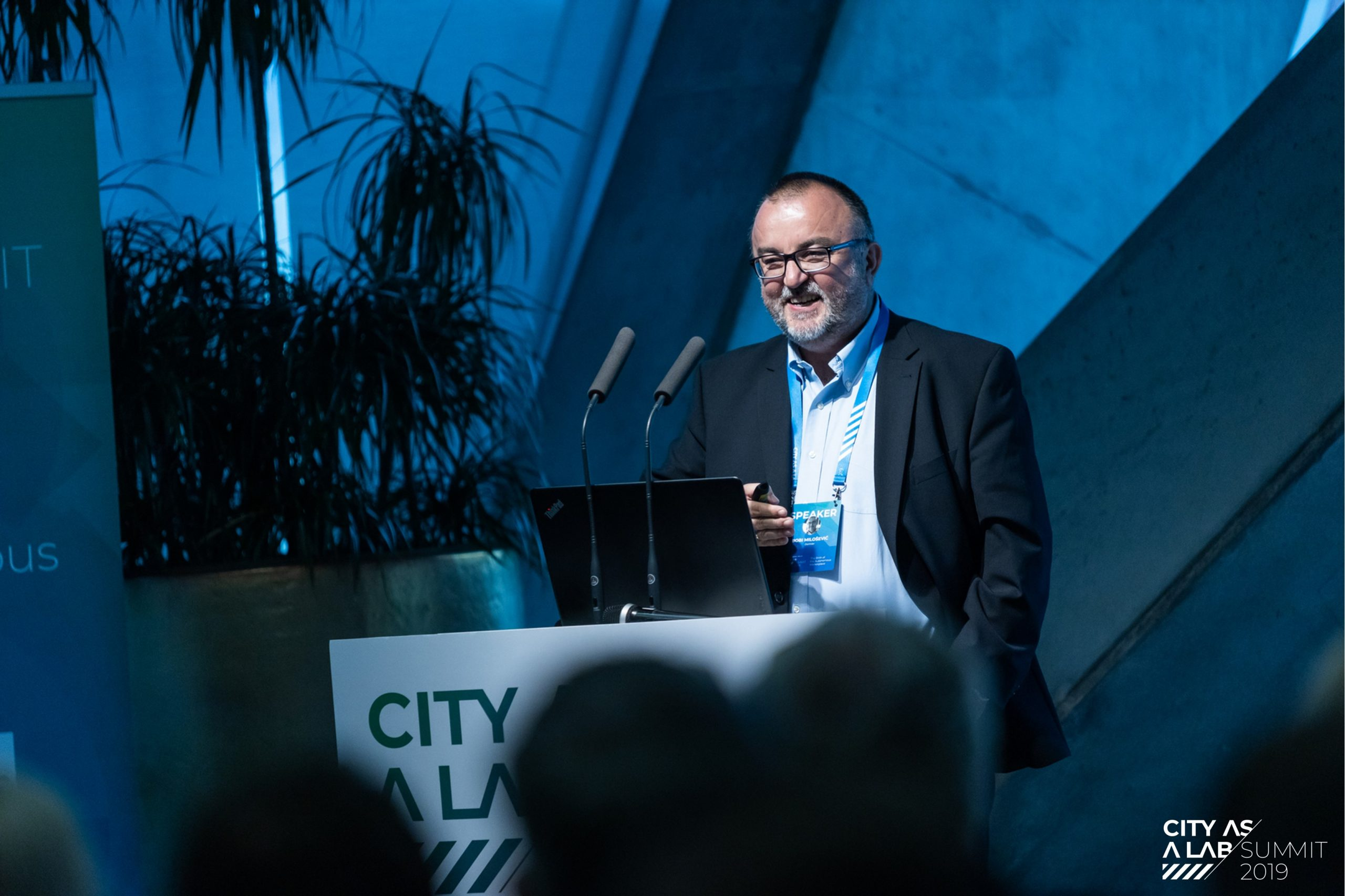 Bobi Milošević, City as a Lab Summit 2019