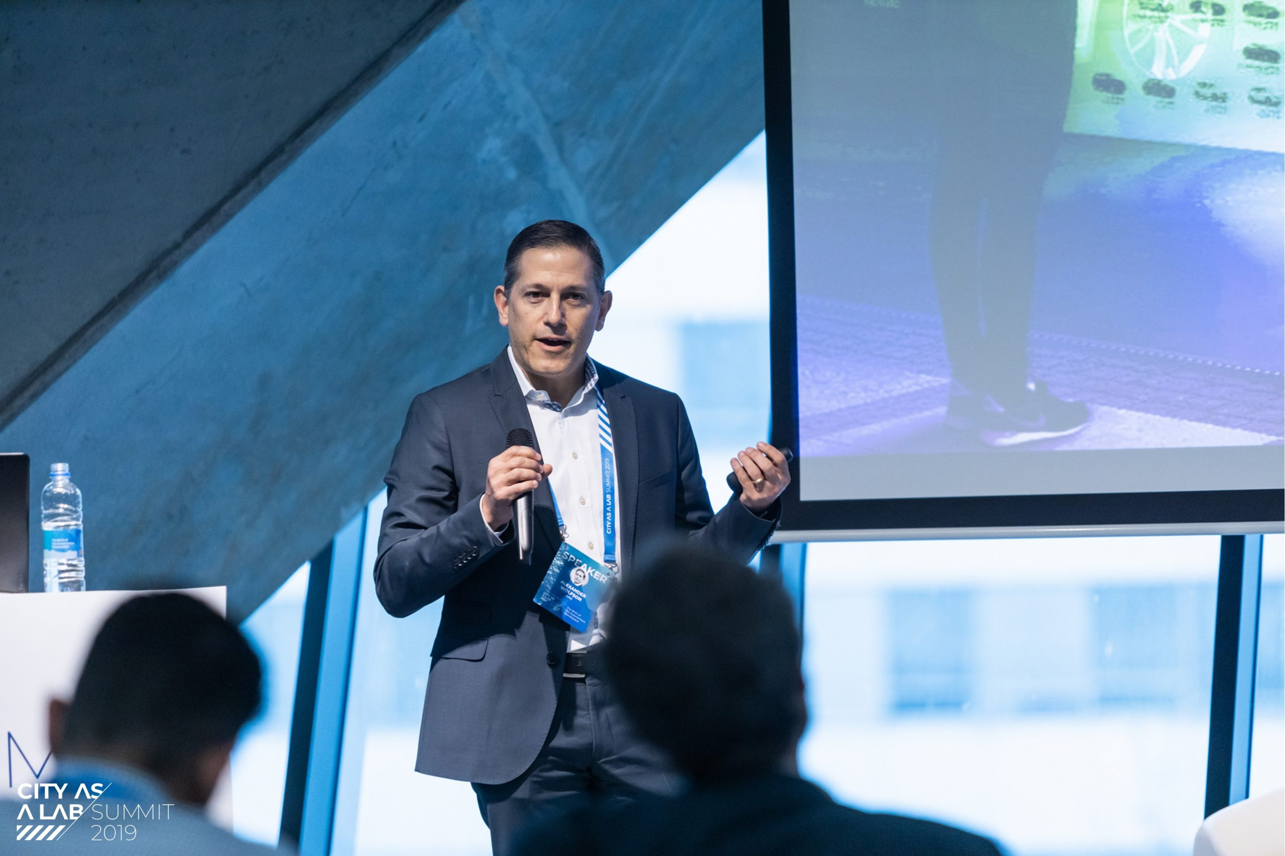 Alexander Wolfson, City as a Lab Summit 2019