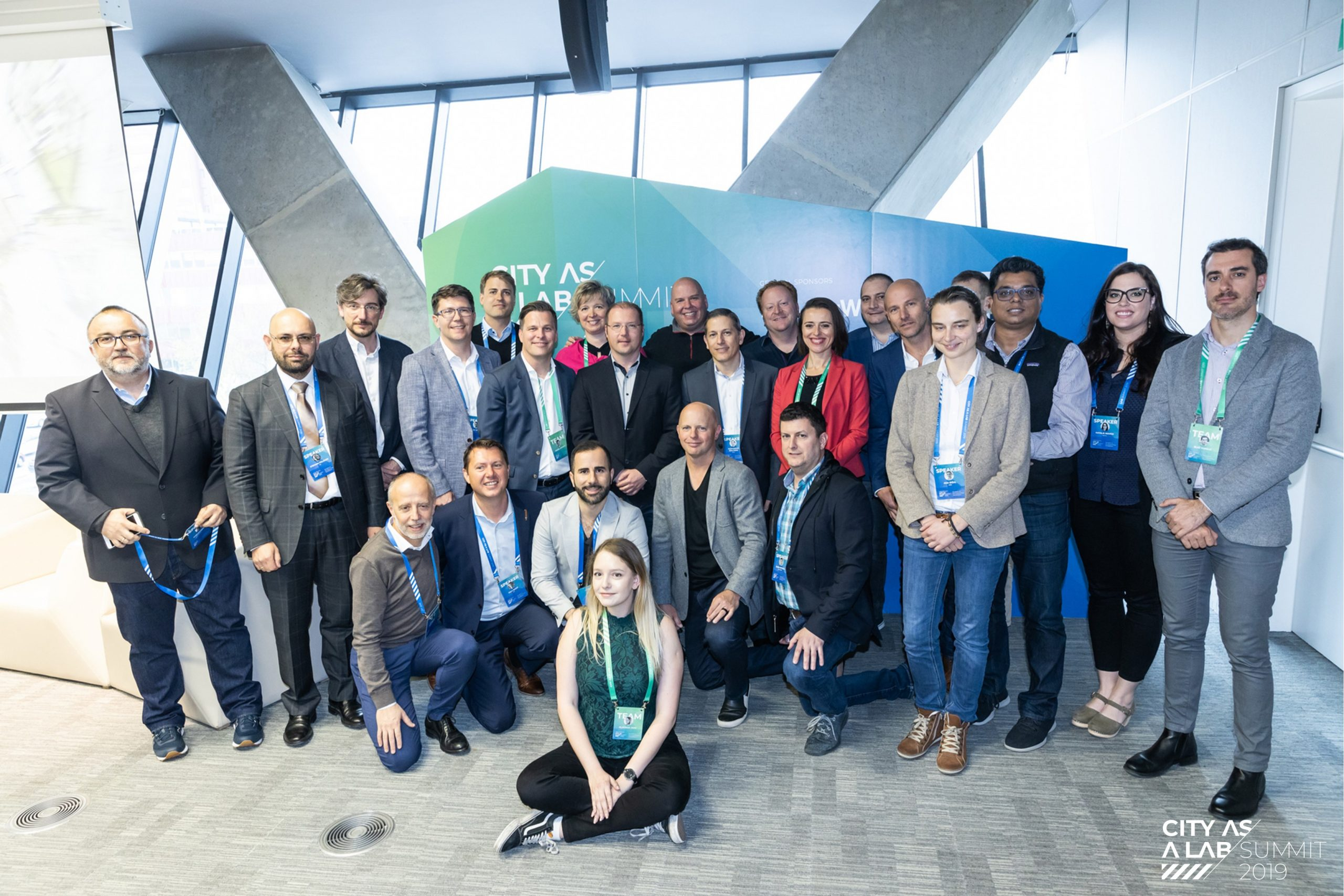 City as a Lab Summit 2019